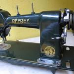 Máquina Refrey primeros modelos