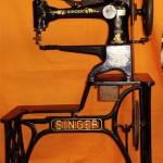 Máquina zapatero antigua