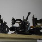 Máquinas antiguas